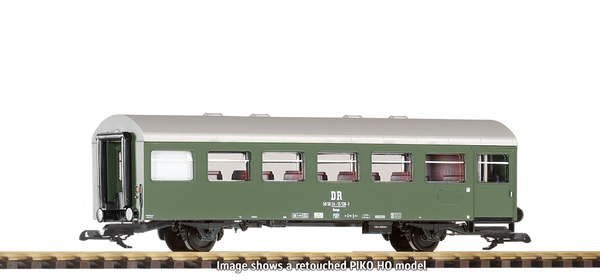 37682 DR IV 3-Axle Coach Baage (G-Scale)