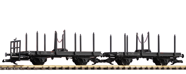 37780 2-axle Disconnects, pair (G-Scale)