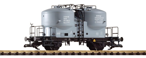 37795 DR IV Cement Silo Car (G-Scale)