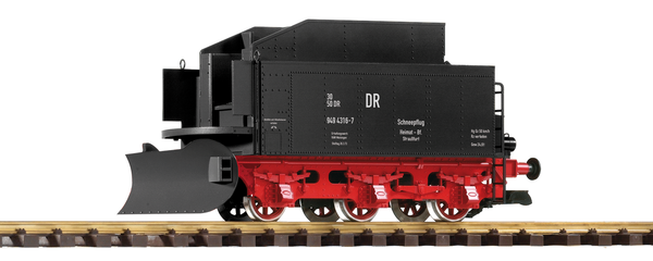 37821 DR IV Tender Snow Plow (G-Scale)