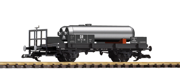 37830 DR III 2-Axle Emergency Tank Car (G-Scale)