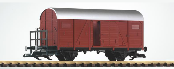 37907 DR IV 2-Axle Boxcar with Brake Platform (G-Scale)