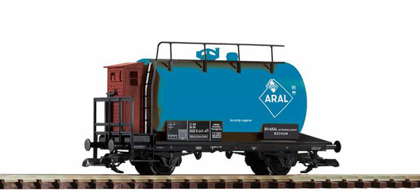 37917 DB IV 2-Axle Tank Car, ARAL (G-Scale)