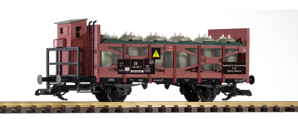 37919 DB III Acid Tank Car with Brake Cab (G-Scale)