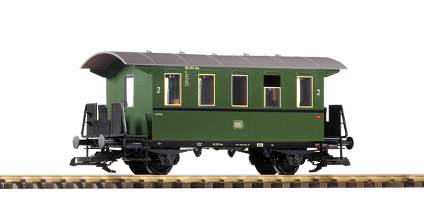 37920 DB III 2-Axle 2 Class Coach Car (G-Scale)