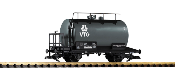 37324 DB IV 2-Axle Tank Car, w/brake platform (G-Scale)