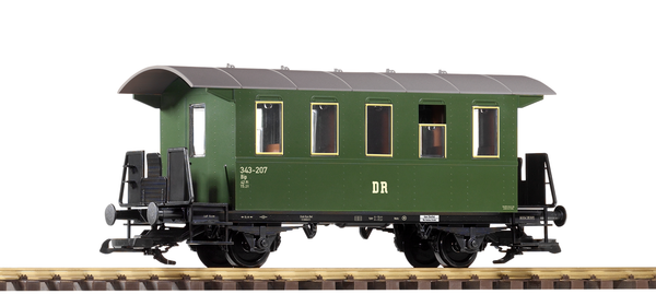 37926 DR III 2-Axle Coach (G-Scale)