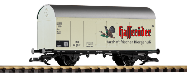 37938 DB IV Hasseroeder 2-Axle Reefer (G-Scale)