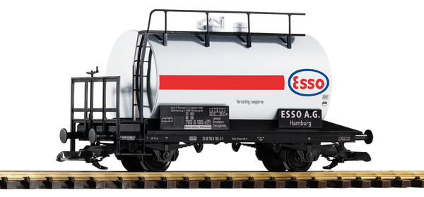 37944 DB IV ESSO 2-Axle Tank Car with Brake Platform (G-Scale)