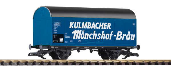 37948 DB III 2-Axle Reefer, Kulmbacher Beer (G-Scale)