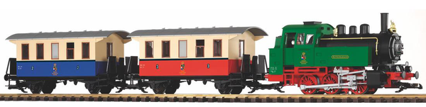 38130 Classic BR80 Steam Passenger Starter Set (G-Scale)