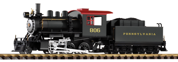 38205 Mini Mogul PRR Steam Locomotive (G-Scale)