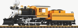 38225 Mogul D&RGW 347 Steam Locomotive (G-Scale)