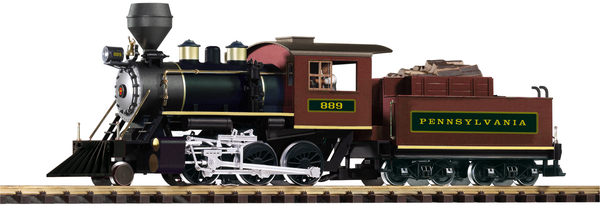 38231 Mogul PRR Steam Locomotive (G-Scale)