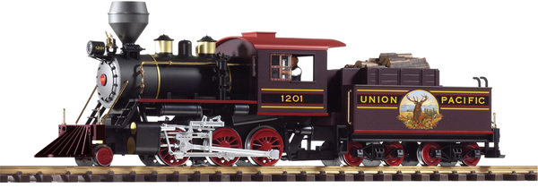 38232 Mogul UP Steam Locomotive (G-Scale)