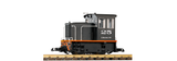38500 D&RGW GE 25-Ton Diesel Switcher Locomotive (G-Scale)