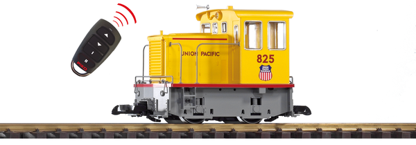 38504 Union Pacific R/C GE 25-Ton Diesel Locomotive (G-Scale)