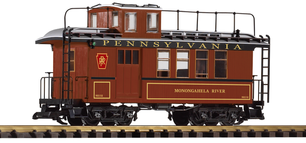 38624 PRR Drovers Caboose (G-Scale)