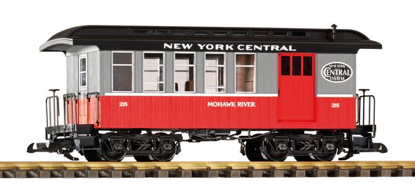 38652 NYC Wood Combine (G-Scale)