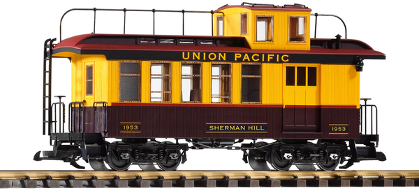 38656 Union Pacific Drovers Caboose (G-Scale)