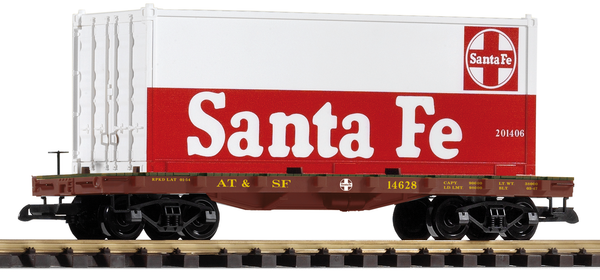 38732 SF Container Car (G-Scale)