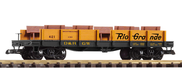 38735 D&RGW Sightseeing Car (G-Scale)