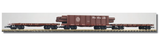 38749 D&RGW Pipe Gondola (G-Scale)