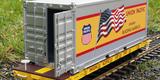 38750 UP Container Car (G-Scale)
