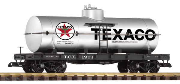 38767 Texaco Tank Car 1971 (G-Scale)