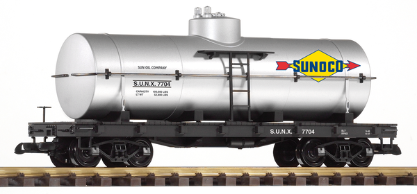 38775 Sunoco Tank Car (G-Scale)