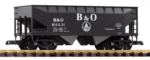 38829 B&O Offset-Side Hopper Car (G-Scale)