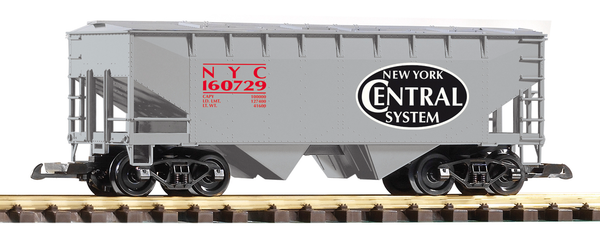 38880 NYC Covered Hopper Car (G-Scale)
