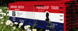 38885 CB&Q Friendship Train Boxcar (G-Scale)