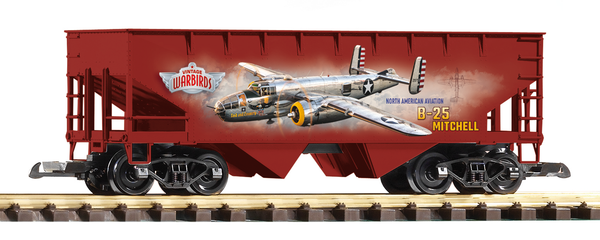 38921 Vintage Warbirds B-25 Hopper (G-Scale)
