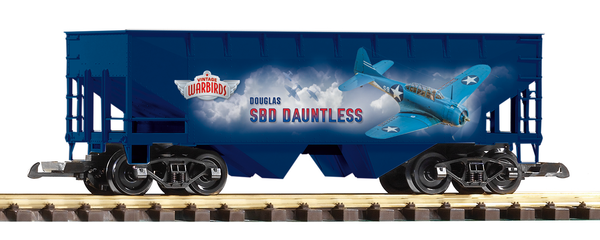 38925 Vintage Warbirds SBD Hopper (G-Scale)