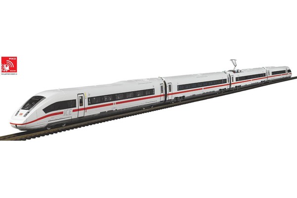 51402 ICE4 BR 412 4-Unit Train, DB VI, Sound (HO-Scale)
