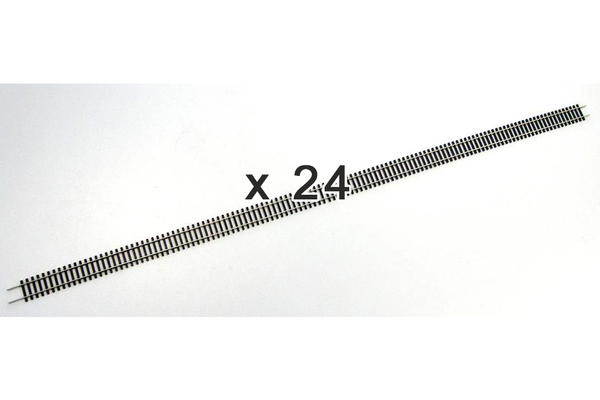 "55209 Box of 24 Flexible Track, 37"" (HO-Scale)"