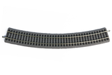 "55414 Box of 6 Roadbed A-Track Curved Track, R4 21.4""/30° (HO-Scale)"