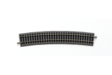 55419 Box of 6 Roadbed A-Track Curved Track, R9/15° (HO-Scale)
