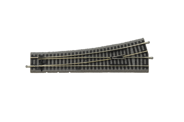 55420 Roadbed A-Track Left Switch WL, R9 (HO-Scale)
