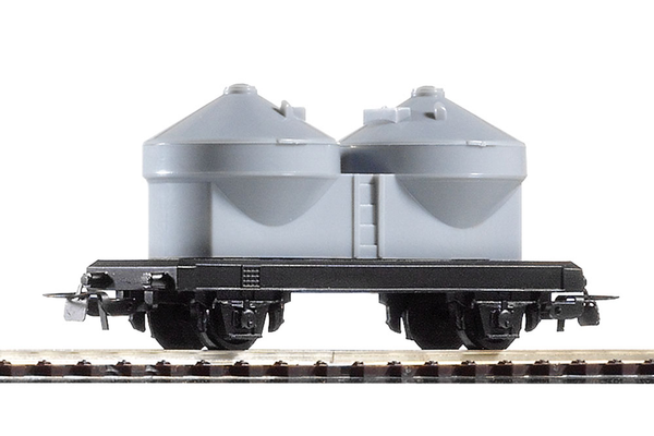 57024 PIKO myTrain® Covered Hopper (HO-Scale)