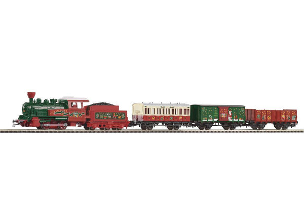 57080 Christmas Starter Set, 120V (HO-Scale)