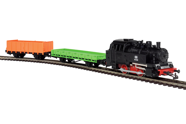 57092 PIKO myTrain® Steam Freight Starter Set (HO-Scale)