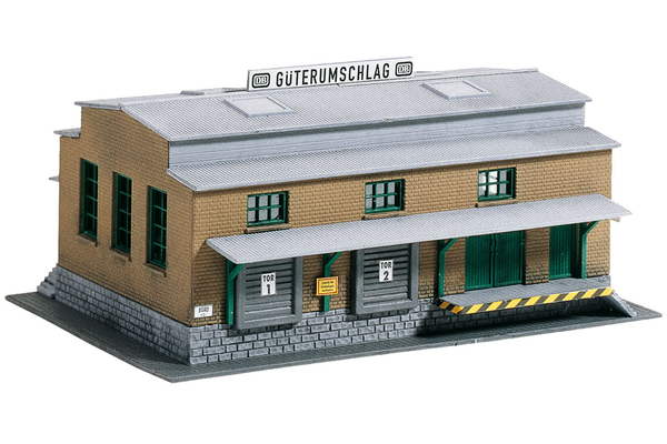 60027 Forwarding Office, Building Kit (N-Scale)