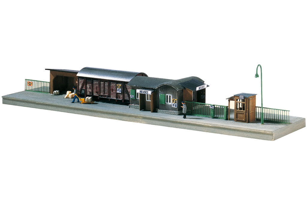 60028 Temporary Railway Station, Building Kit (N-Scale) on n scale construction, scale model house plans, n scale furniture, n scale tools, 1/24 scale house plans, n scale wallpaper, n scale design, g scale house plans, n scale concrete, n scale garden, n scale landscape, n scale blueprints, n scale architect, post-war house plans, vintage house plans, n scale building materials, n scale signs, paper model house plans, n scale lighting, n scale magazines,