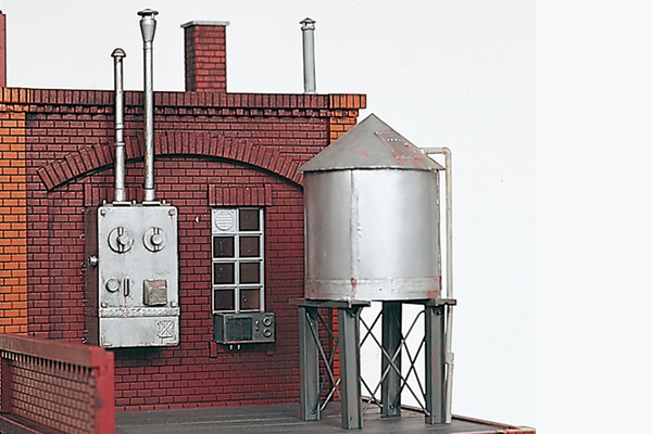 62013 Brewery Accessories, Building Kit (G-Scale)