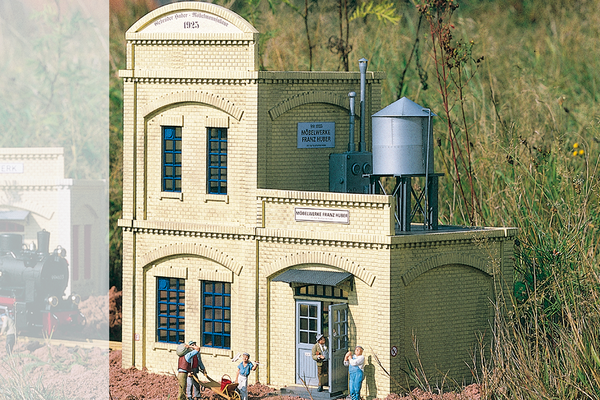 62019 Mr Manns Can Factory, Building Kit (G-Scale)