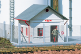 62037 Tank Depot Office, Building Kit (G-Scale)