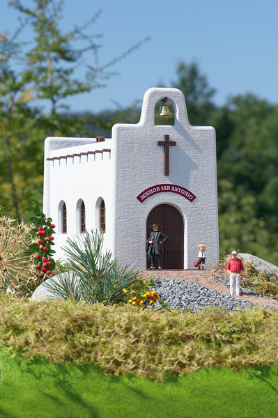 62108 Mission San Antonio, Building Kit (G-Scale)