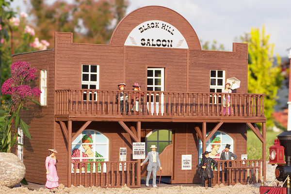 62223 Black Hill Saloon, Building Kit (G-Scale)